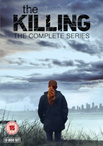 The Killing: The Complete Series (2015) artwork