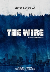 The Wire: The Complete Series (2014) artwork