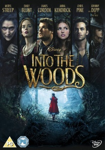 Into The Woods (2015) artwork