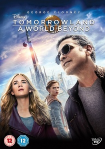 Tomorrowland: A World Beyond (2015) artwork