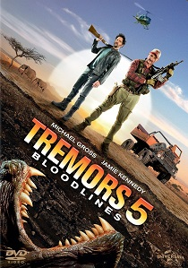 Tremors 5: Bloodlines (2015) artwork