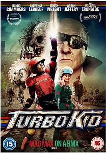Turbo Kid (2015) artwork
