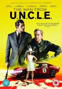 The Man from U.N.C.L.E. (2015) artwork