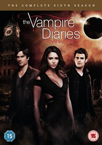 The Vampire Diaries: The Complete Sixth Season (2015) artwork