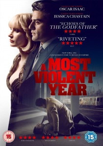 A Most Violent Year (2015) artwork