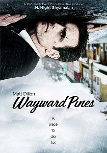 Wayward Pines (2015) artwork