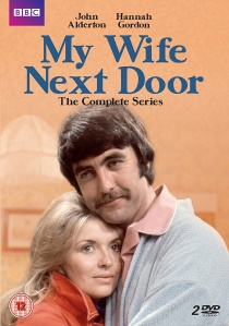My Wife Next Door (1972) artwork