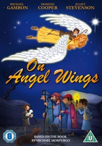 On Angel Wings (2014) artwork