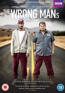 The Wrong Mans - Series 2 (2014) artwork