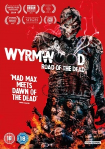 Wyrmwood: Road Of The Dead (2014) artwork