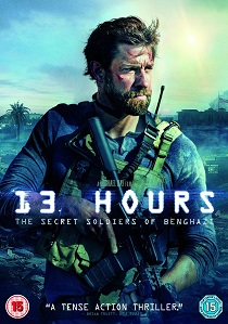 13 Hours: The Secret Soldiers of Benghazi (2015) artwork