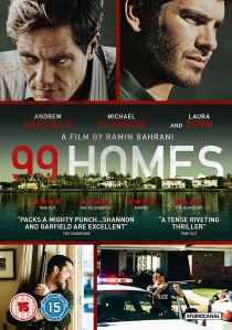 99 Homes (2015) artwork