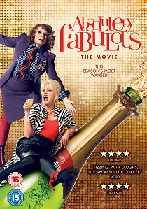 Absolutely Fabulous: The Movie (2016) artwork