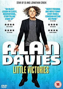 Alan Davies: Little Victories (2016) artwork