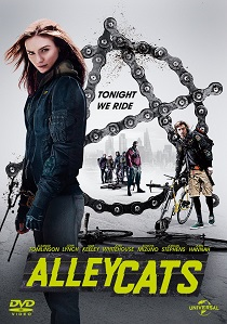 Alleycats (2016) artwork