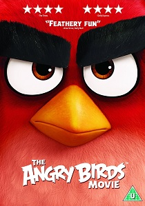The Angry Birds Movie (2016) artwork