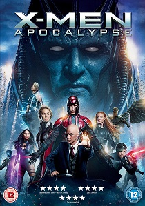 X-Men: Apocalypse (2016) artwork