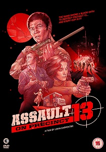 Assault on Precinct 13: 40th Anniversary Edition (1976) artwork