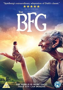 The BFG artwork