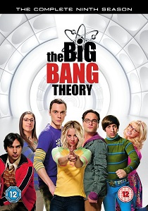 The Big Bang Theory: Season 9 (2016) artwork