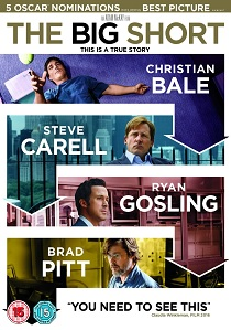 The Big Short (2015) artwork