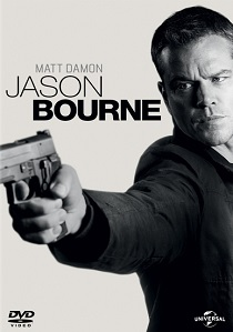 Jason Bourne artwork
