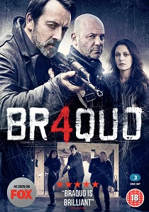 Braquo: Season 4 artwork