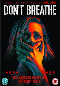 Don't Breathe (2016) artwork
