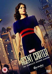 Marvel's Agent Carter: Season 2 (2016) artwork