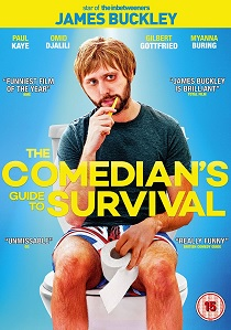 The Comedian's Guide To Survival (2016) artwork