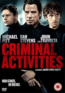 Criminal Activities (2015) artwork