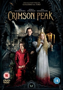 Crimson Peak (2015) artwork