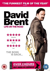 David Brent: Life On The Road (2016) artwork
