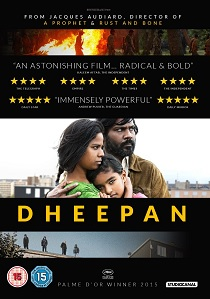 Dheepan (2015) artwork