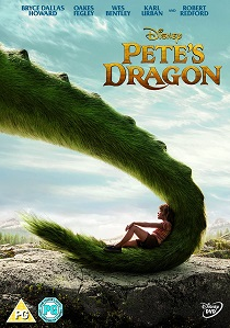 Pete's Dragon artwork