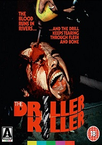 The Driller Killer (1979) artwork