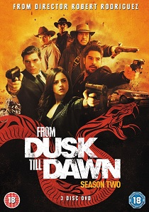 From Dusk Till Dawn: Season Two (2015) artwork