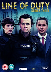 Line Of Duty: Series 3 (2016) artwork