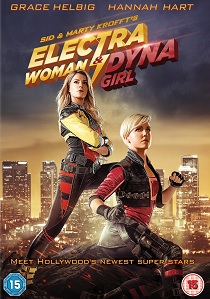 Electra Woman & Dyna Girl (2016) artwork