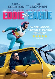 Eddie The Eagle (2016) artwork