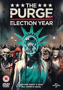 The Purge: Election Year (2016) artwork