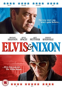 Elvis & Nixon (2016) artwork