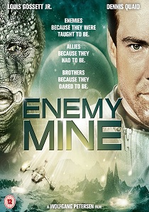 Enemy Mine (1985) artwork
