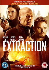 Extraction (2015) artwork