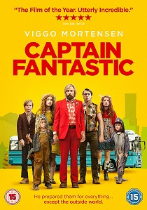 Captain Fantastic (2016) artwork