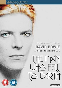 The Man Who Fell to Earth: 40th Anniversary artwork