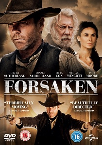 Forsaken (2015) artwork