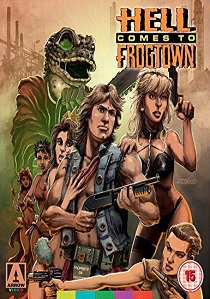 Hell Comes To Frogtown (1988) artwork