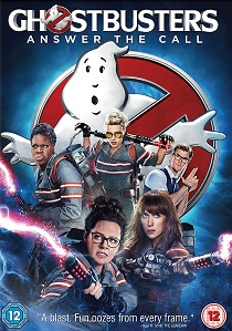 Ghostbusters artwork