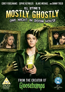 Mostly Ghostly: One Night In Doom House (2016) artwork